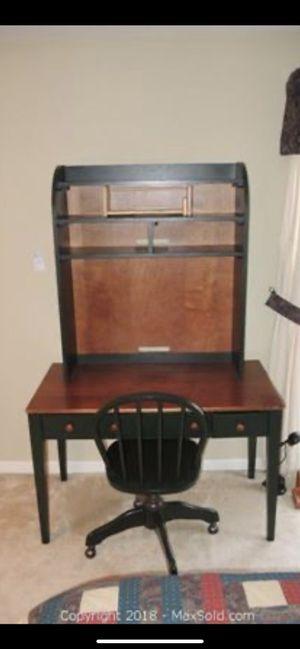 Riverside desk with hutch for Sale in Sterling, VA