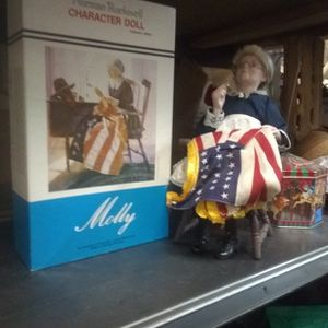 Norman Rockwell Character Doll Molly for Sale in Las Vegas, NV