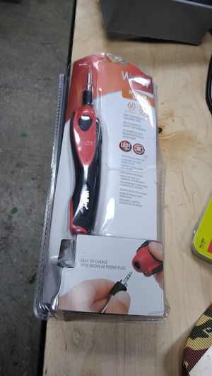 WALLER 18 W SOLDERING IRON for Sale in Moreno Valley, CA