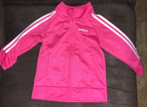 Babies pink adidas tracksuit for Sale in Columbus, OH