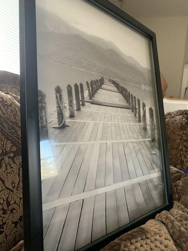 Panting frame