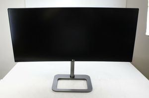 "LG 34UC87M-B 34"" 21:9 Curved UltraWide QHD IPS Monitor 3440 x 1440 HDMI for Sale in Tustin, CA"