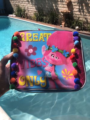 Brand New Trolls #lunch #box 2 for $5 for Sale in Los Angeles, CA