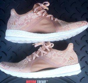 Adidas Pureboost X Element Running/Gym Shoes Women's Size 10 for Sale in Ceres, CA