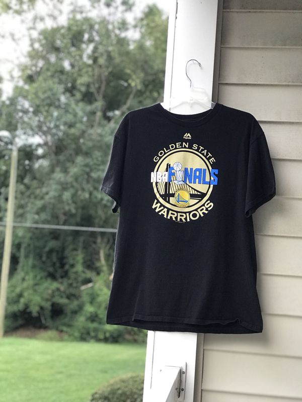 139273644 Majestic GSW CURRY NBA Finals Tee for Sale in Gastonia