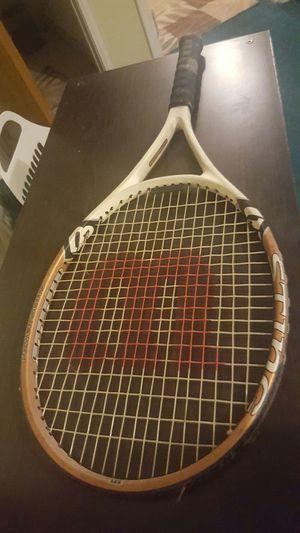 Wilson Sting Tennis Racket for Sale in Dearborn, MI