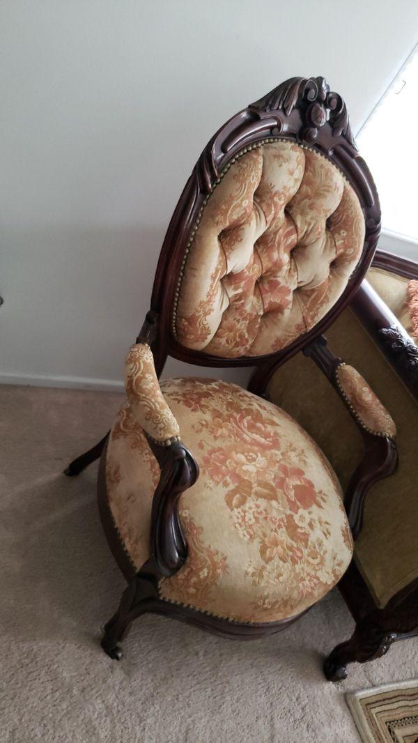 Victorian chair 1930
