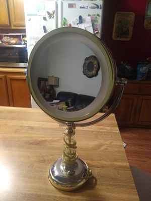 Electric 5x & regular double sided miror for Sale in Suisun City, CA