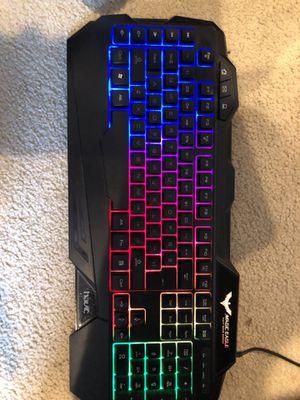 Keyboard computer. Magic Eagle havit game series for Sale in Hayward, CA