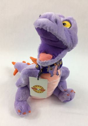 Disney Epcot Imagination! Mascot Figment Plushie with Pin! - Like NWOT for Sale in Hamilton Township, NJ