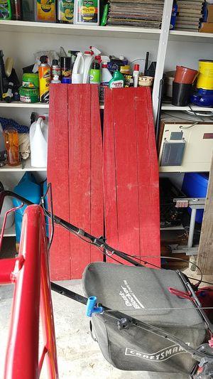 Floor boards for 8ft livingston boat for Sale in Wenatchee, WA