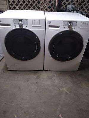 2016 Kenmore washer and electric dryer for Sale in Phoenix, AZ