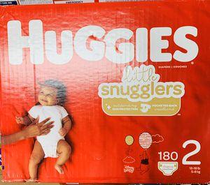 Huggies Size 2 for Sale in Pomona, CA