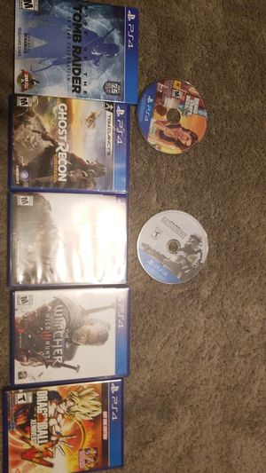 Ps4 Games for Sale in Largo, FL