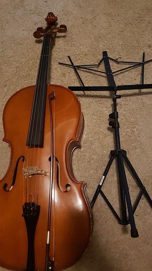 Cello w/acessories for Sale in Renton, WA