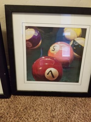Pool room paintings for Sale in Escalon, CA