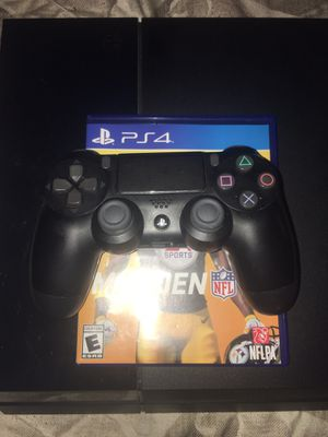 PlayStation 4 for Sale in Montgomery, AL