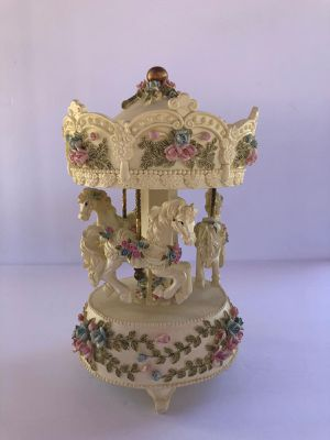 1999 vintage limited edition design carousel for Sale in Lynwood, CA