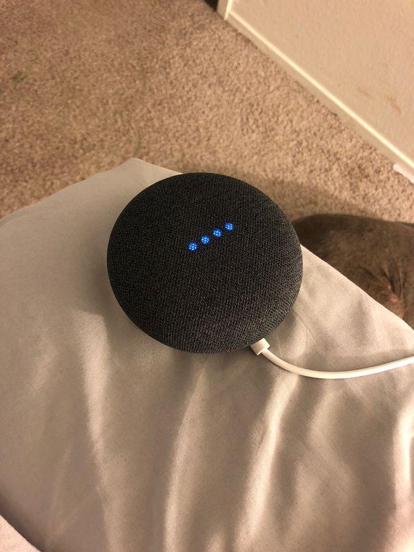 Mini google nest