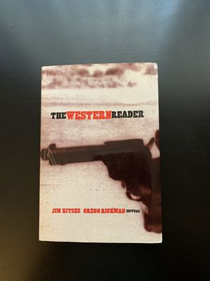 """The Western Reader"" Book for Sale in Gilbert, AZ"