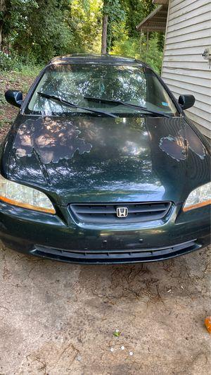 2000 Honda Accord need timin change for Sale in Jonesboro, GA