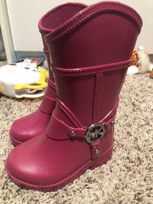 MK Rain boots for Sale in Imperial Beach, CA