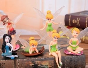 New 6 fairy figurines for Sale in Owatonna, MN