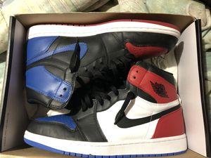 Air Jordan 1 Top 3 Size 12 for Sale in North Springfield, VA