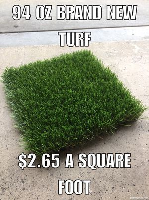 94 oz artificial turf for Sale in Poway, CA