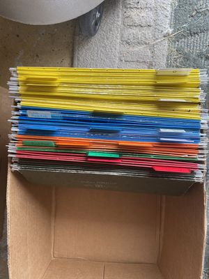 Hanging files for Sale in Ypsilanti, MI