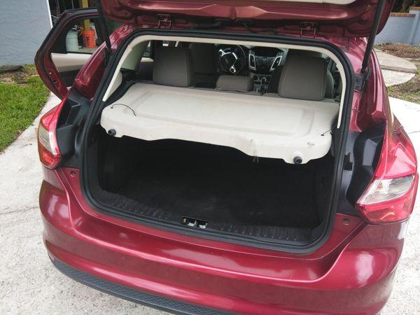 2013 Ford Focus SE Flex Fuel