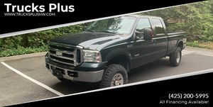 2006 Ford Super Duty F-350 SRW for Sale in Seattle, WA