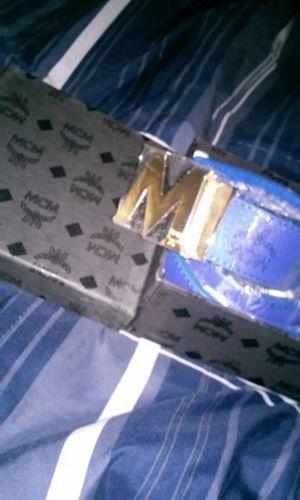 MCM Blue for Sale in Phoenix, AZ