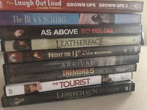 DVD Movies $2 Each for Sale in Pasco, WA