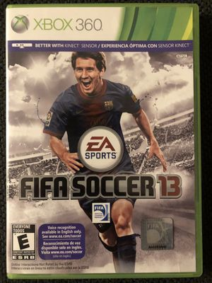 FIFA SOCCER 13 (XBOX 360 - Like New) for Sale in Daniels, MD
