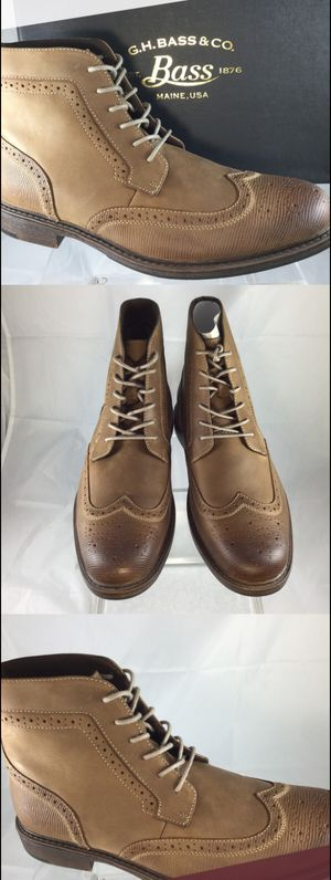 Bass men ankle shoes for Sale in Ellicott City, MD
