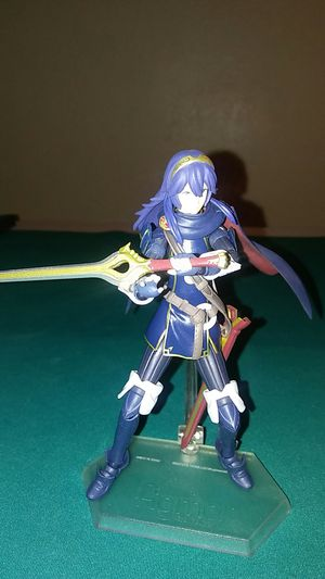 Lucina figma figure for Sale in San Angelo, TX