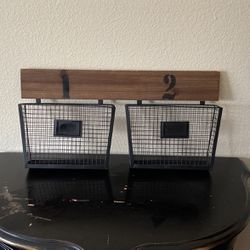 Mail Organizer for Sale in Perris,  CA