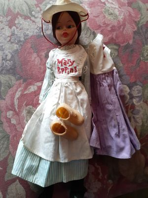 Antique Mary Poppins doll for Sale in Baldwin Park, CA