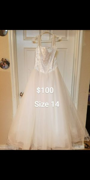 Quinceanera dress for Sale in Fort Worth, TX