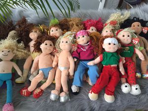 TY BeanieBopper and Groovy Girls Doll Loth for Sale in Largo, FL