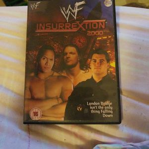 Wwf Insurrextion 2000 Dvd for Sale in Chicago, IL