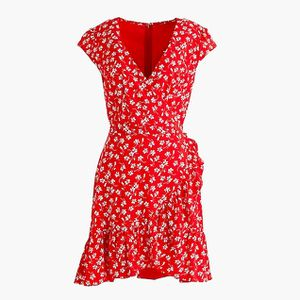 J Crew wrap dress US 8 for Sale in Chelsea, MA