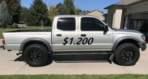 $1200🚘For Sale URGENT🚘2004 Toyota Tacoma for Sale in Washington, DC