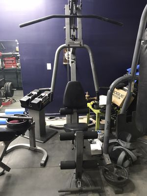 Parabody home gym for Sale in Las Vegas, NV