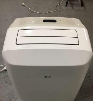 LG 8,000 BTU Portable Air Conditioner 115-Volt Dehumidifier Function for Sale in Gilbert, AZ