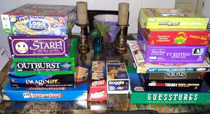 Board games for Sale in Peabody, MA