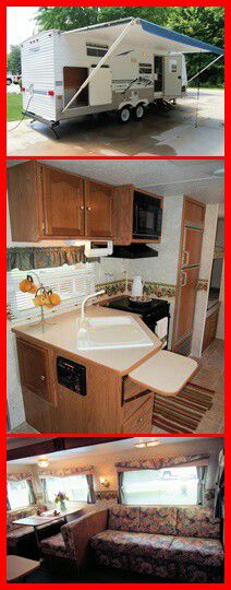 Everything in Excellent condition Keystone Springdale Travel Trailer for Sale in Lauderdale Lakes, FL