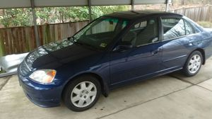 Honda Civic 2002 - Bad Head Gasket for Sale in Fairfax, VA