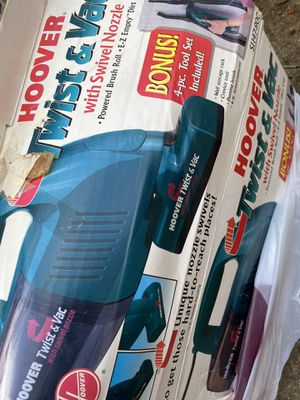 Hoover Twist and Vac Handheld Vacuum Cleaner - New for Sale in Brooklyn, NY